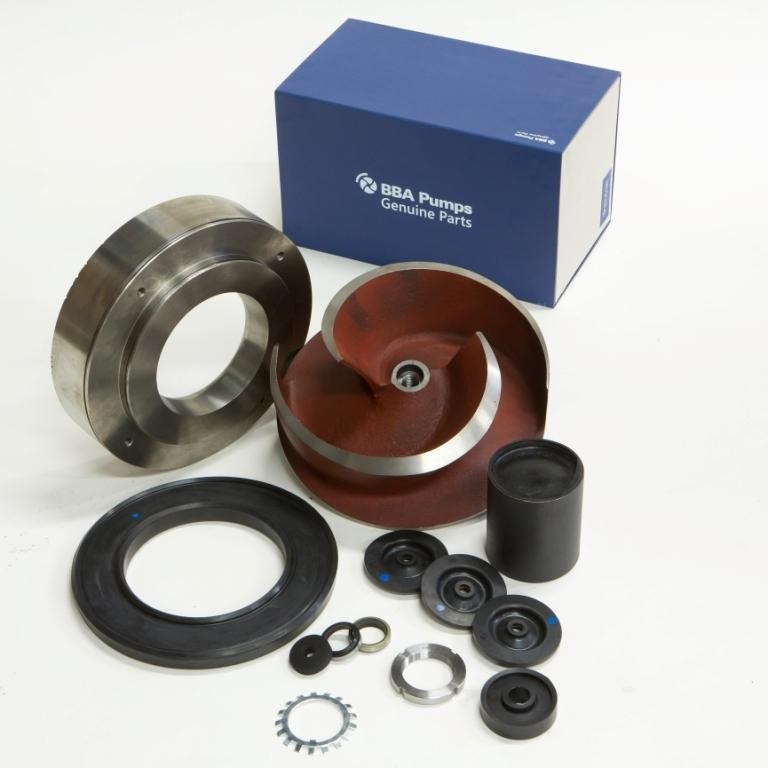 BBA Pumps originele onderdelen