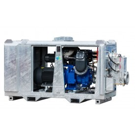 Bentonite and Sludge Pumps - for use with abrasive liquids, drilling
