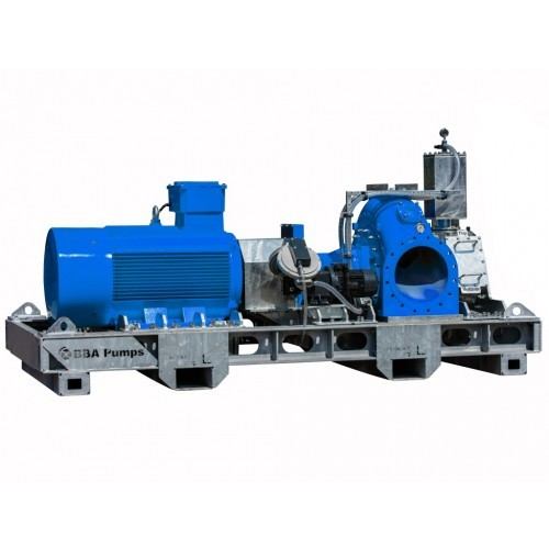 BA400G D540 Electically Driven Dewatering and Sewage Pump